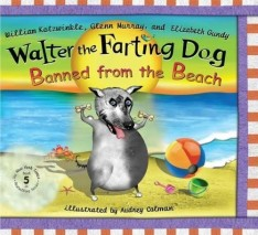 walter the farting dog cover