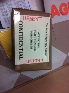 Urgetn Pakckage