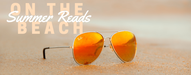 summer reads on the beach